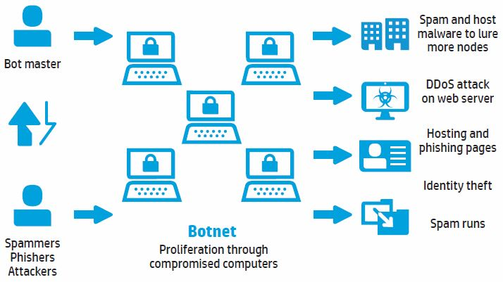 HP White paper – The bot threat
